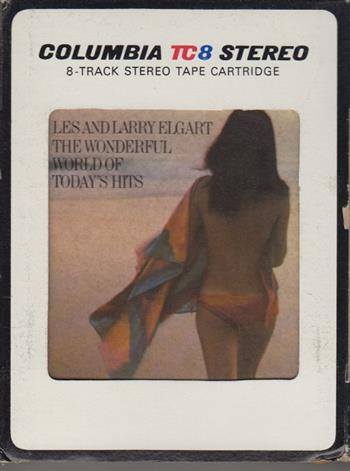 les and larry elgart 8 track tape