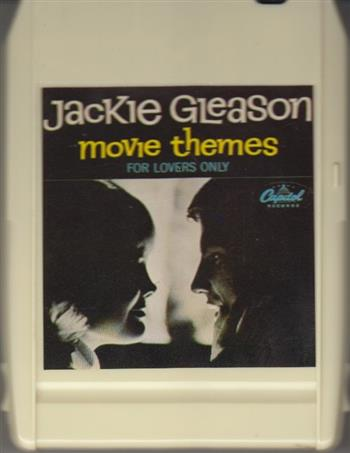 Jackie Gleason: The Now Sound for Today's Lovers 8-Track Tape ...