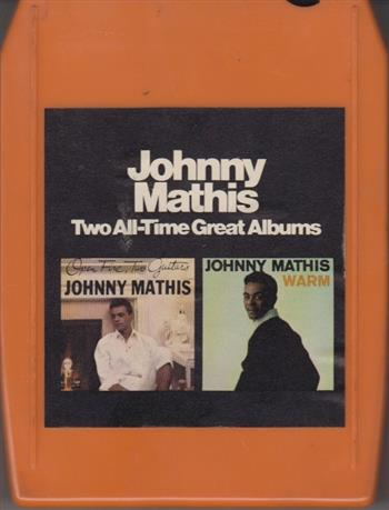 Johnny Mathis: Open Fire, Two Guitars / Warm