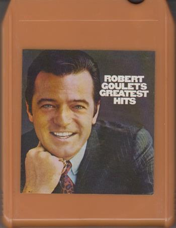 Robert Goulet's 8-Track Tape Cartridges